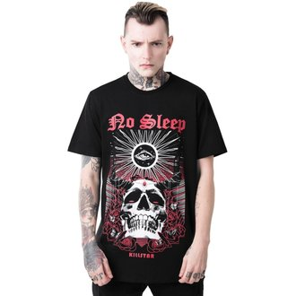 Herren T-Shirt - NO SLEEP T-SHIRT - KILLSTAR, KILLSTAR
