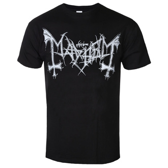Herren T-Shirt Metal Mayhem - Distressed Logo - RAZAMATAZ - ST2249