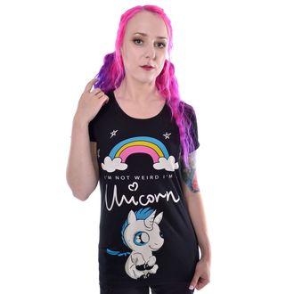 Damen T-Shirt - NOT WEIRD - CUPCAKE CULT, CUPCAKE CULT