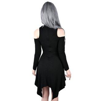 Damen Kleid KILLSTAR - Onyx Fall-Deep - SCHWARZ, KILLSTAR