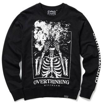 Unisex Sweatshirt  - OVERTHINKING - KILLSTAR