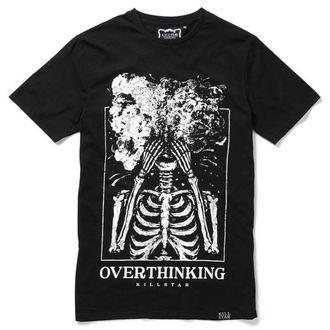 Herren T-Shirt - OVERTHINKING - KILLSTAR - K-TSH-M-2953