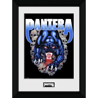 Poster mit Bilderrahmen Pantera - GB posters, GB posters, Pantera
