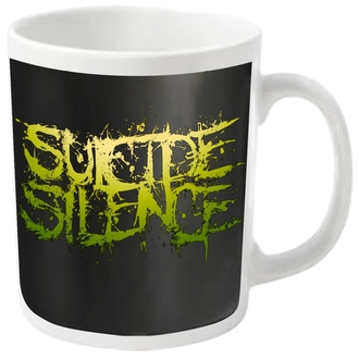 Tasse SUICIDE SILENCE - LOGO - PLASTIC HEAD, PLASTIC HEAD, Suicide Silence