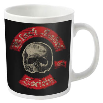 Tasse BLACK LABEL SOCIETY - DESTROY & CONQUER - PLASTIC HEAD, PLASTIC HEAD, Black Label Society