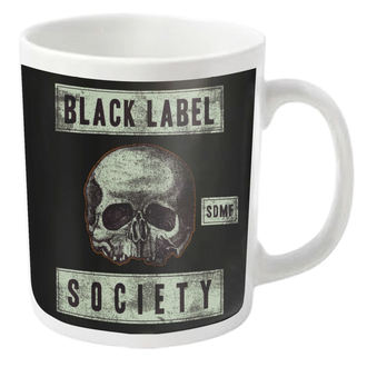 Tasse BLACK LABEL SOCIETY - DOOM TROOPER - PLASTIC HEAD, PLASTIC HEAD, Black Label Society