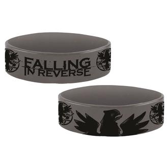 Gummi-Armband FALLING IN REVERSE - EAGLE - PLASTIC HEAD, PLASTIC HEAD, Falling In Reverse