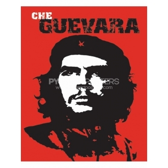 Posters - Che Guevara (Red) - PO7003, PYRAMID POSTERS, Che Guevara