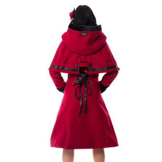 Damen Mantel VIXXSIN - ELENA - ROT, VIXXSIN