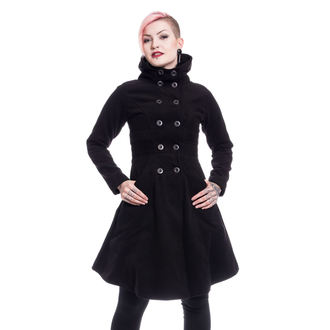 Damen Mantel VIXXSIN - ELIANA - SCHWARZ