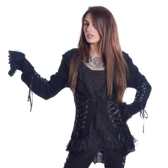 Damen Pullover POIZEN INDUSTRIES - 4726 GOTHIC - SCHWARZ, POIZEN INDUSTRIES