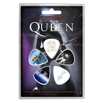 Plektren Queen - ROCK OFF, ROCK OFF, Queen