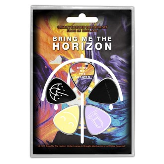 Plektren Bring me the horizon - Thats the spirit - ROCK OFF, ROCK OFF, Bring Me The Horizon
