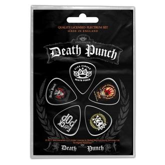 Plektren FIVE FINGER DEATH PUNCH - RAZAMATAZ, RAZAMATAZ, Five Finger Death Punch