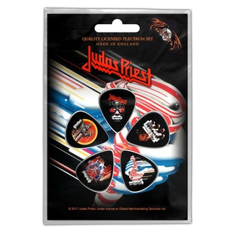 Plektren JUDAS PRIEST - TURBO - RAZAMATAZ, RAZAMATAZ, Judas Priest