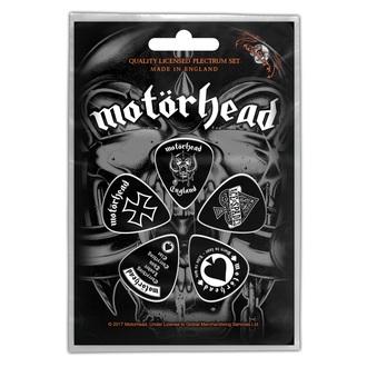 Plektren MOTÖRHEAD - ENGLAND - ROCK OFF, ROCK OFF, Motörhead