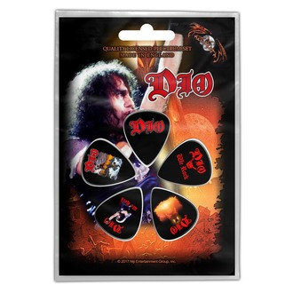 Plektren Dio - We Rock - RAZAMATAZ, RAZAMATAZ, Dio