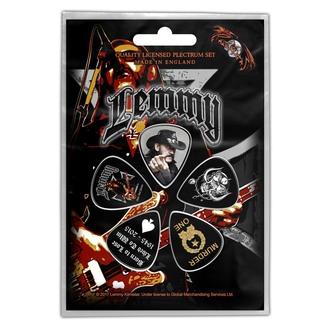Plektren Motörhead - Lemmy- Stone death forever - ROCK OFF, ROCK OFF, Motörhead