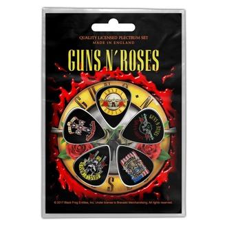 Plektren Guns N' Roses - Bullet Logo - RAZAMATAZ, RAZAMATAZ, Guns N' Roses