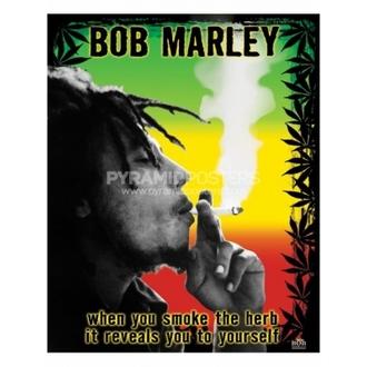 Poster - Bob Marley (Herb) - PP0978, PYRAMID POSTERS, Bob Marley