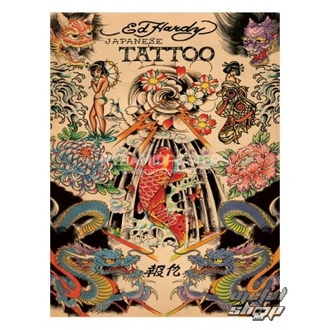 Posters Ed Hardy (Japanese) - PP31152, ED HARDY
