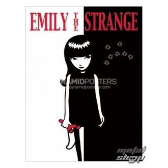 Posters - Emily The Strange (Strange Face) - PP31523, EMILY THE STRANGE