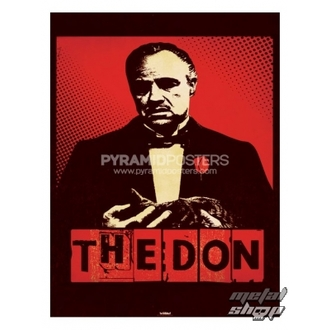 Posters - The Godfather (The Don) - PP31801 - Pyramid Posters