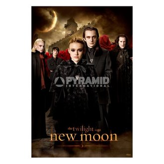 Poster Twilight - New Moon (Volturi) (Twilight) - PP32066 - PYRAMID POSTERS