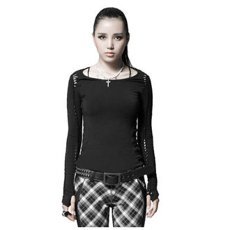 Damen T-Shirt Gothic Punk - Soliaris - PUNK RAVE, PUNK RAVE