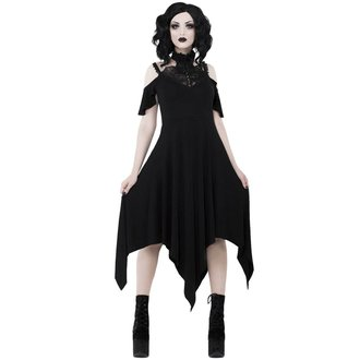 Damen Kleid KILLSTAR - PYRE PIXIE EVENING - SCHWARZ, KILLSTAR