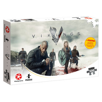 Puzzle Vikings - The World Will be Ours, NNM