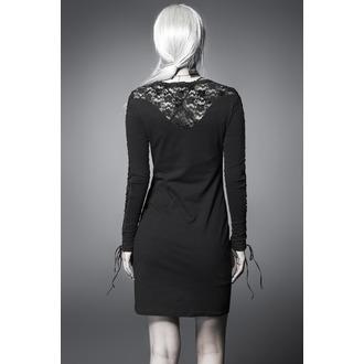 Damen Kleid PUNK RAVE - Black Nightingale, PUNK RAVE