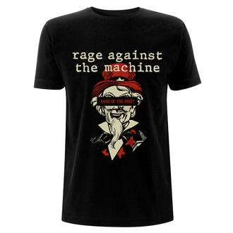 Herren T-Shirt Metal Rage against the machine - Sam -, Rage against the machine
