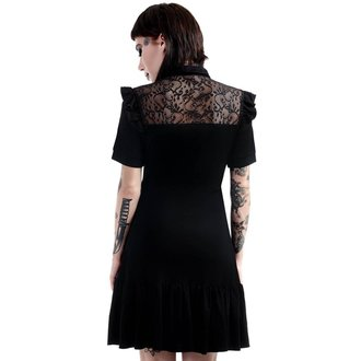 Damen Kleid KILLSTAR - Raven Never-Rue - Schwarz, KILLSTAR