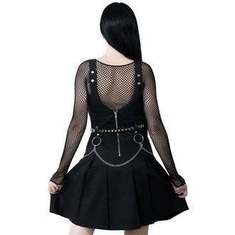 Damen Kleid KILLSTAR - Regan - SCHWARZ, KILLSTAR