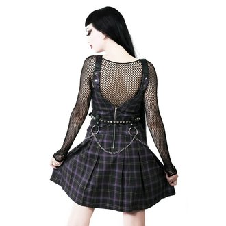 Damen Kleid KILLSTAR - Regan - TARTAN, KILLSTAR