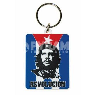 Schlüsselanhänger (Anhänger ) Che Guevara (Flag) - PYRAMID POSTERS, PYRAMID POSTERS, Che Guevara