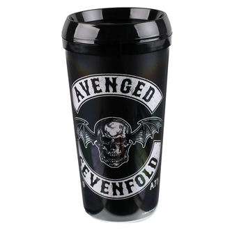 Thermobecher Avenged Sevenfold - ROCK OFF, ROCK OFF, Avenged Sevenfold