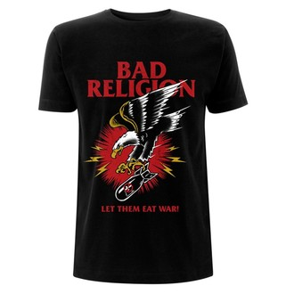 Herren T-Shirt Metal Bad Religion - Bomber -, NNM, Bad Religion