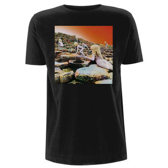 Herren T-Shirt Metal Led Zeppelin - HOTH ALBUM COVER - PLASTIC HEAD, PLASTIC HEAD, Led Zeppelin