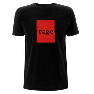 Herren T-Shirt Metal Rage against the machine - Red Square - NNM, NNM, Rage against the machine