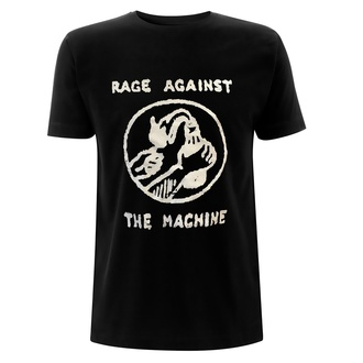 Herren T-Shirt Metal Rage against the machine - Molotov & Stencil - NNM, NNM, Rage against the machine