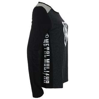 Damen Longsleeve METAL MULISHA - SMOKE, METAL MULISHA
