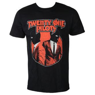 Herren T-Shirt Metal Twenty one pilots - INCOGNITO - PLASTIC HEAD, PLASTIC HEAD, Twenty one pilots