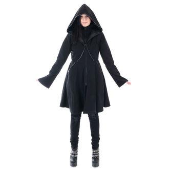 Damen Mantel POIZEN INDUSTRIES - TWILIGHT - SCHWARZ - POI476