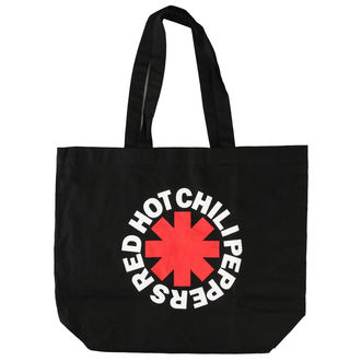 Tasche Red Hot Chili Peppers - Asterisk Logo - Schwarz Käufer, NNM, Red Hot Chili Peppers