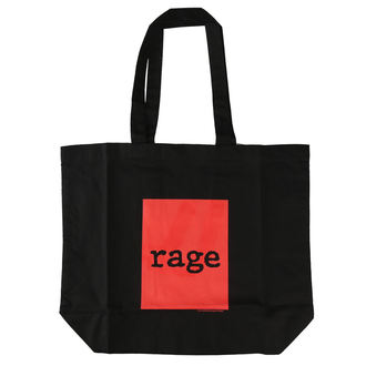 Tasche Rage Against the Machine - Red Square - Schwarz Käufer, Rage against the machine