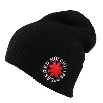 Beanie Mütze Red Hot Chili Peppers - Asterisk - Schwarz, NNM, Red Hot Chili Peppers