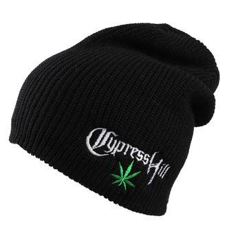 Beanie Mütze Cypress Hill - Leaf Logo - Schwarz, NNM, Cypress Hill