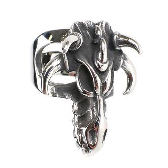 Ring ETNOX - Dragon´s Head, ETNOX